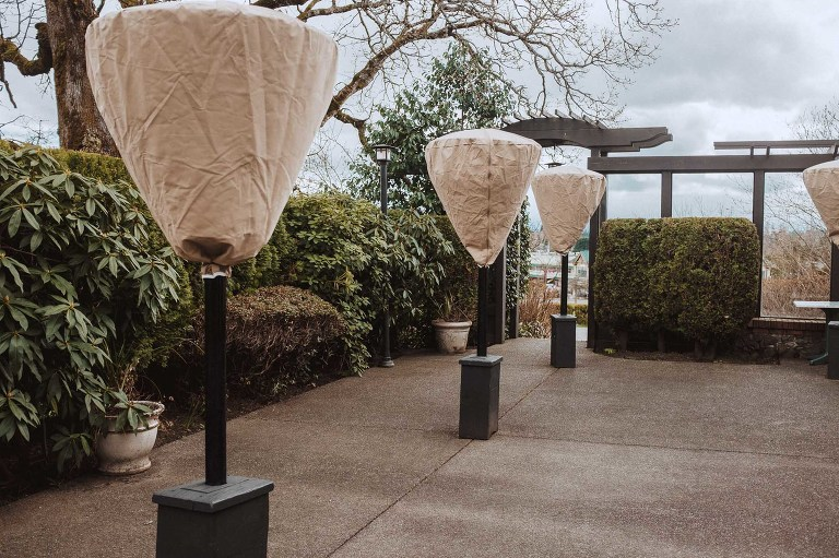 Fireside Grill Weddings Venues in Victoria BC Photographers