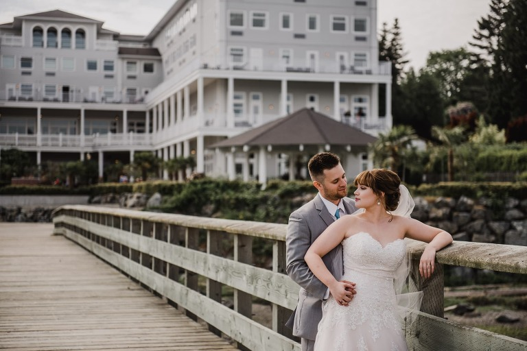 Wedding Photos Prestige Hotel Sooke BC Victoria Photographer