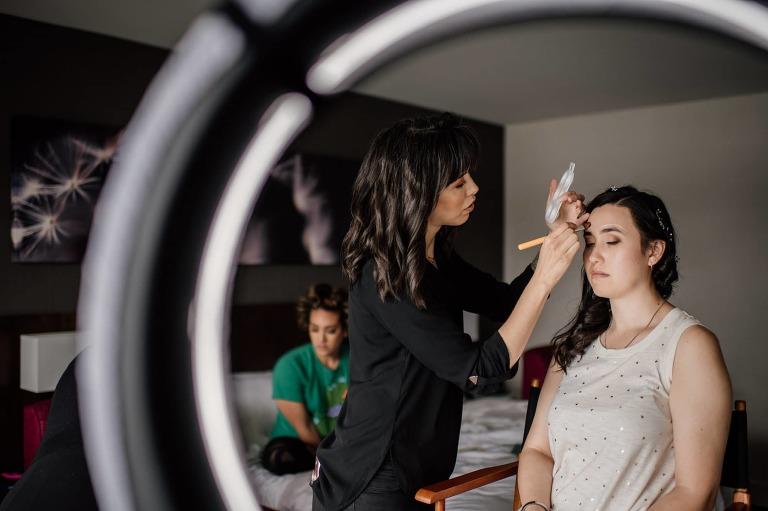 Makeup Artistry Alexa Delta Victoria Wedding Photographers