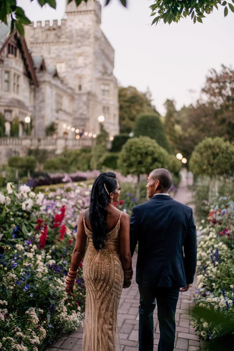 Hatley Castle Wedding Photographers Vendors Victoria BC Good Party