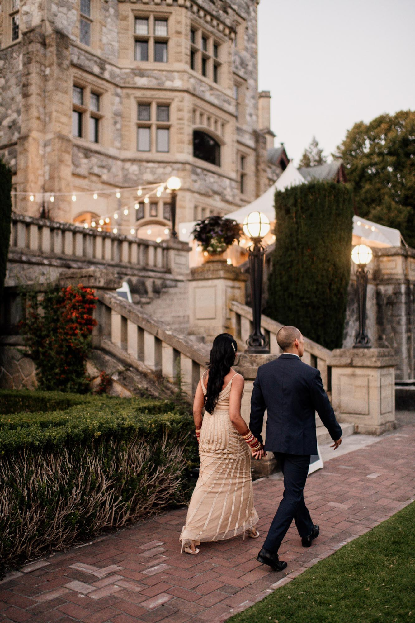 Hatley Castle Wedding Photographers Vendors Victoria BC Good Party