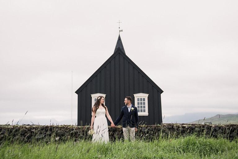 Iceland Destination Wedding Victoria BC Couples Wedding Photos