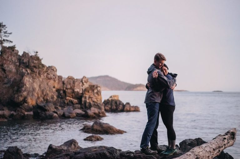 Proposal Photography Photographers Victoria BC Engagement
